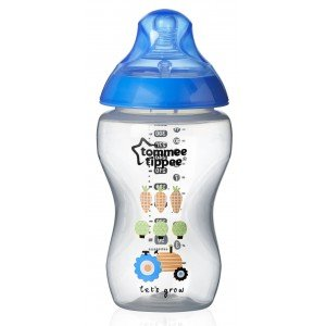 Бутылочка для кормления Tommee Tippee для мальчиков 340 мл арт. 42269787 (30031)