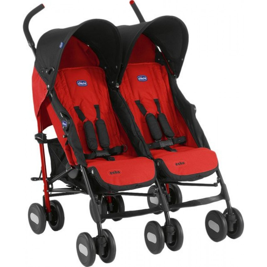 Коляска для двойни Chicco Echo Twin (Чико Эхо Твин)