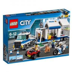 Конструктор Lego City Мобильный командный центр (Лего)