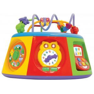 Игровой центр Мультицентр на украинском языке (Kiddieland-preschool 054932)