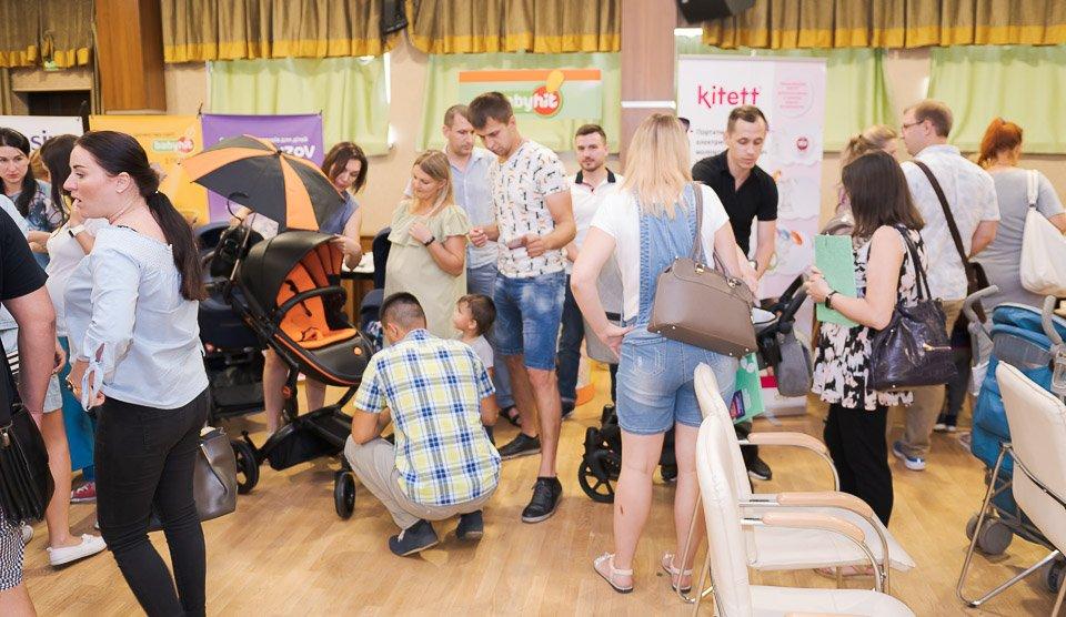 Карапузов на Pregnancy Day в Харькове
