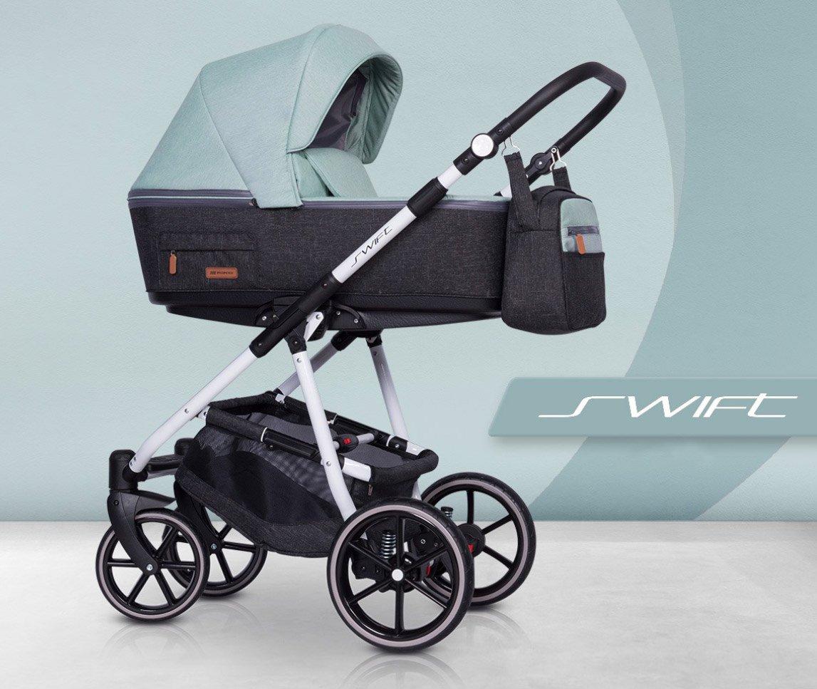 Новые коляски Рико Свифт