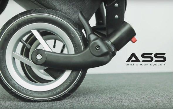 технологии колясок Рико