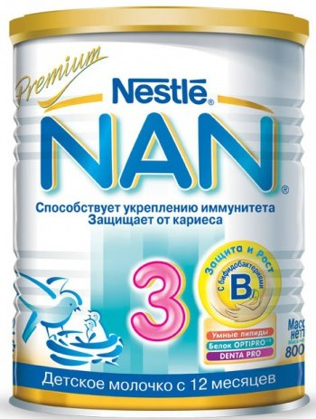 Нан прикорм