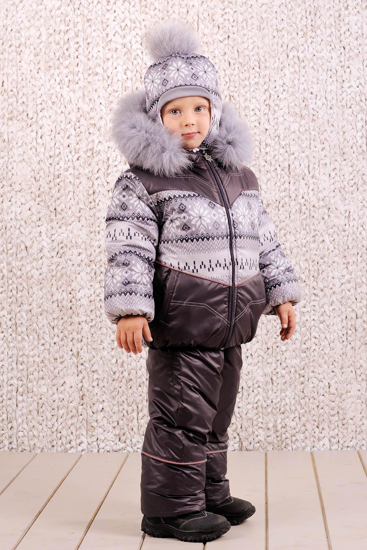 Костюм на зиму для ребенка фото