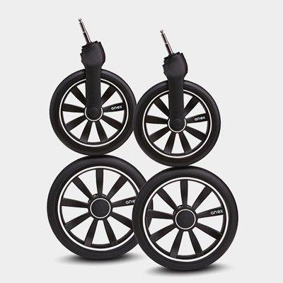 Поворотные колеса
